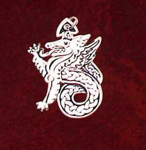 AvalonsTreasury.com: Celtic Dragon (Page: Celtic Dragon) [299 x 307 px]