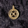 Malachim Amulet (In Gold) - www.avalonstreasury.com